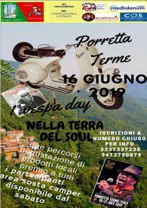 Vespa Day @ porretta terme